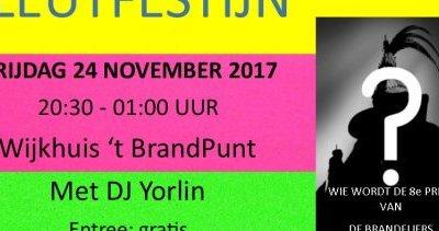 Leutfestijn in 't BrandPunt