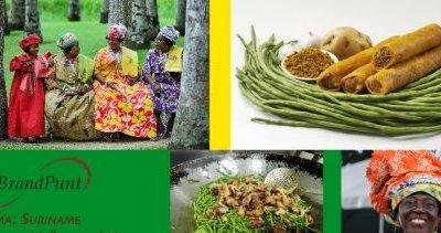 "FAFF-en in 't BrandPunt ""Thema Suriname"""