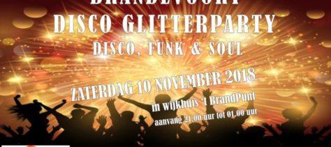 Glitterparty in 't BrandPunt