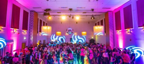 De Disco Glitterparty in 't BrandPunt groot succes