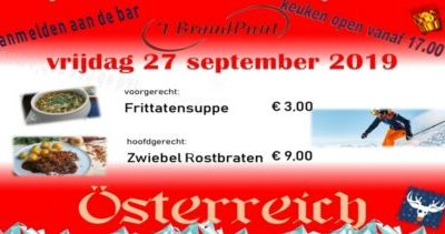 FAFF in 't BrandPunt in september